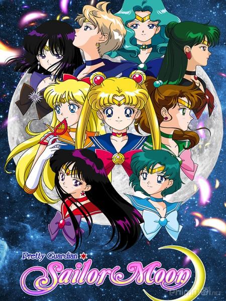 Thuỷ Thủ Mặt Trăng - Bishoujo Senshi Sailor Moon Crystal (2014)