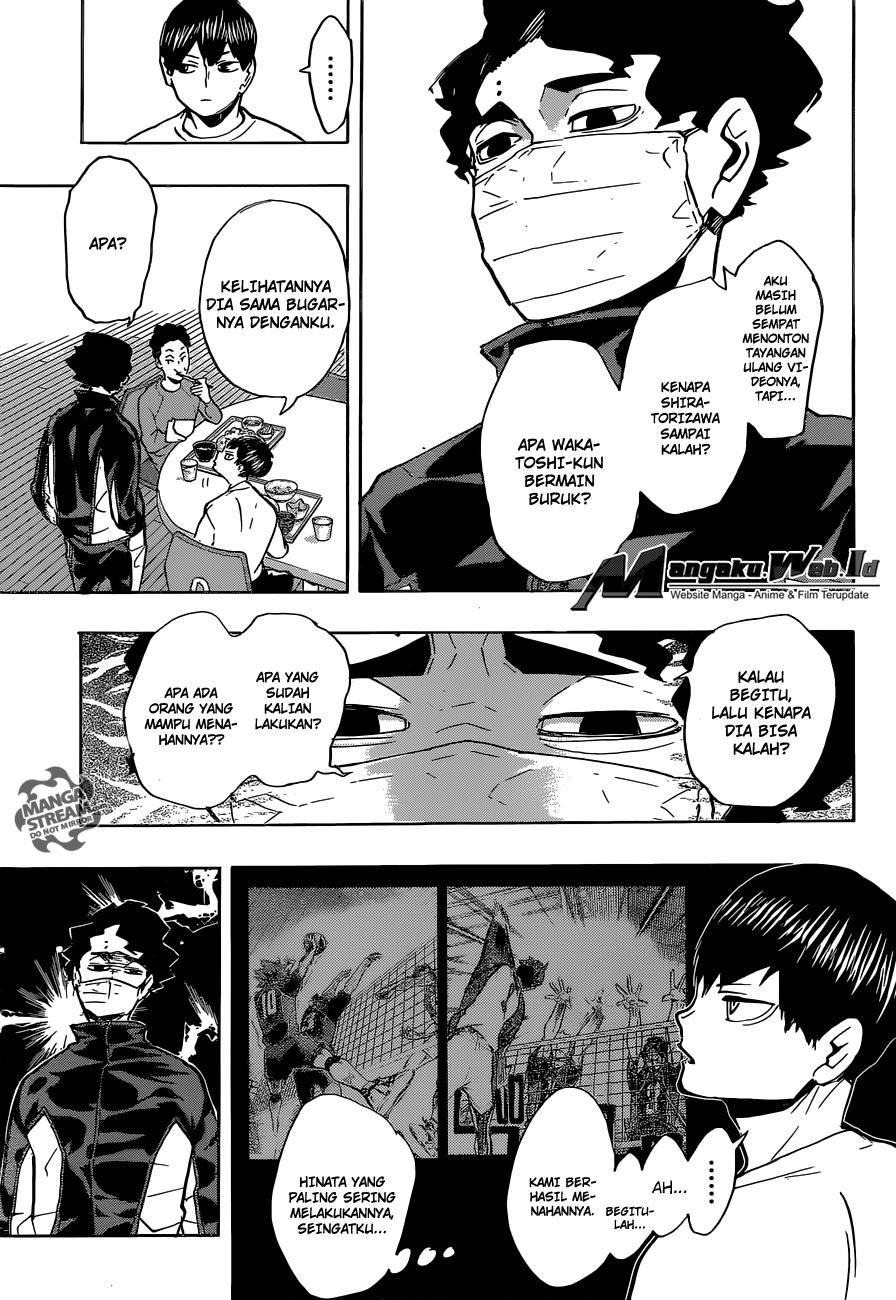 Haikyuu Chapter 215-4