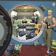 City Bank Robbery: Cops and Robbers Spy Crime Game