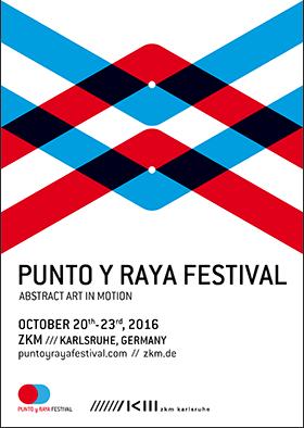 Punto y Raya 2016 - October 20-23, 2016