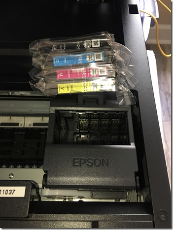 Working Remotely–Reviewing the Epson WorkForce WF-7710