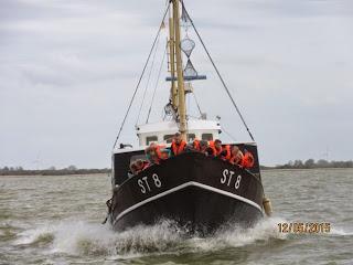 IJsselmeervissen Wuppies gr. 7