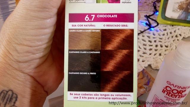 Garnier Chocolate