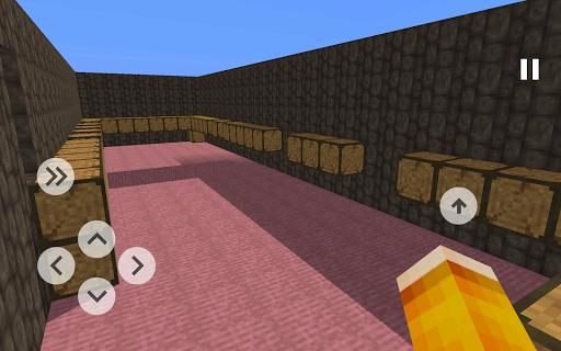 Blocky Parkour 3D 2.1.0 screenshots 2