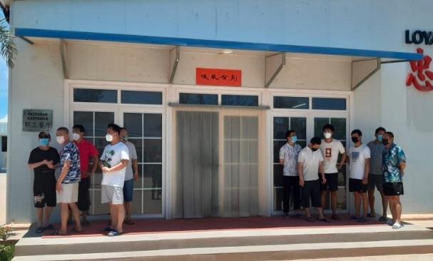 39 TKA China Diusir dari Bintan Kepri, Ilegal dan Picu Protes Masyarakat