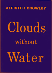 Cover of Aleister Crowley's Book Clouds Without Water