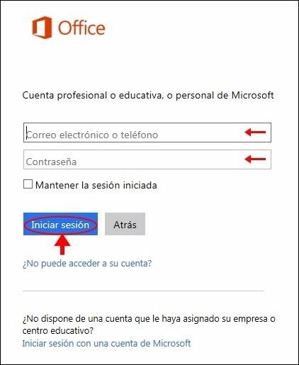 Abrir Office Online - 249