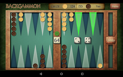 Backgammon Free- screenshot thumbnail