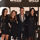 OIC - ENTSIMAGES.COM - Duncan Bannatyne at the  Creed - UK film premiere at the Empire Leicester Sq London 12th January 2016 Photo Mobis Photos/OIC 0203 174 1069