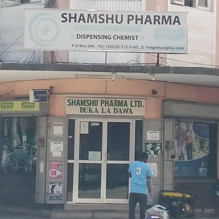 Shamshu Pharmacy - Pharmacy in Dar es Salaam