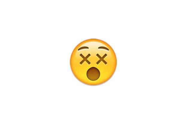 Biểu tượng cảm xúc Facebook Emoticon Emoji Tôi đang bị chóng mặt