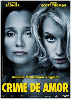 Filme Poster Crime de Amor DVDRip XviD Dual Audio & RMVB Dublado