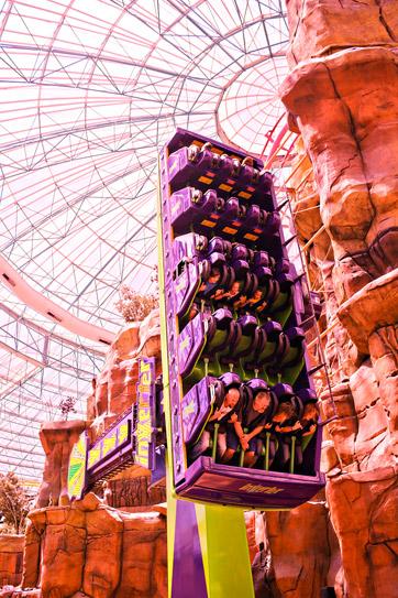 Circus Circus Adventuredome Las Vegas Amusement Parks