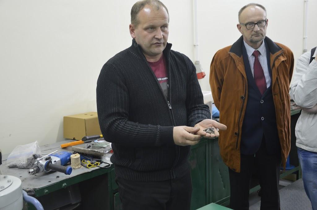 Wizyta na Uniwersytecie Rolniczym - biopaliwa - _DSC0275.JPG