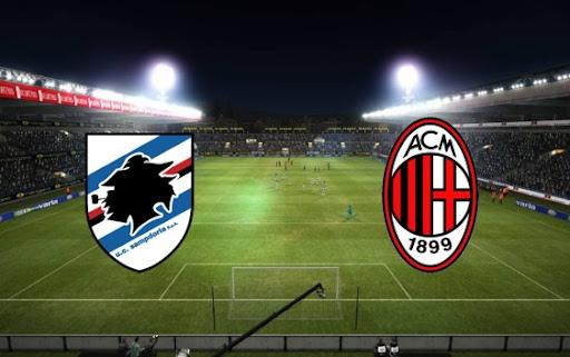 موعد مباراة سامبدوريا وميلان في الدوري الإيطالي والقنوات الناقلة