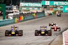 Sebastian Vettel VS Daniel Ricciardo Red Bull RB10