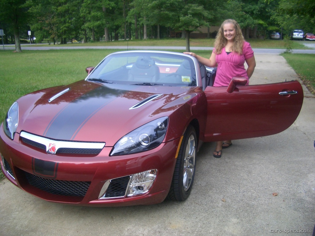 2009 saturn sky red line ruby red se specifications pictures prices. Black Bedroom Furniture Sets. Home Design Ideas
