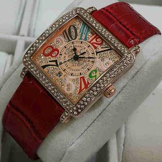 Jual jam tangan Franck muller Rosegold