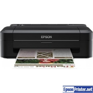 How to reset Epson ME-10 printer