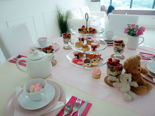 Illy Ariffincom Diy Ideas High Tea Table Setting