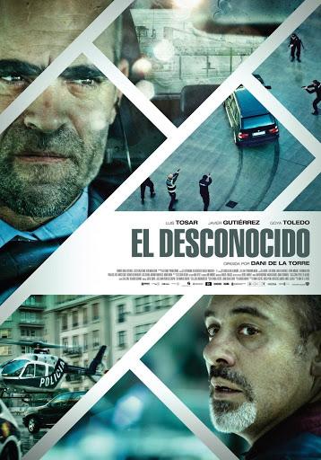 Με απόκρυψη (El desconocido / Retribution) Poster