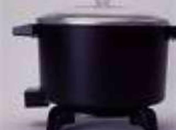 Crockpot Rice Pudding Recipe