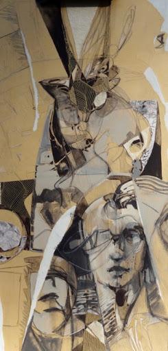 Antelope Mask. Artist Carla O'Connor, AWS-df/NWS