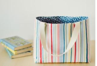 Cara membuat tote bag paling simpel