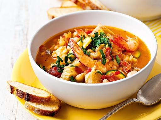 Seafood Soup Model