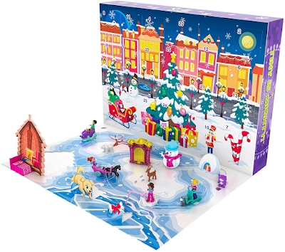 Polly Pocket Advent