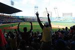 Cubas love, love, LOVE baseball!