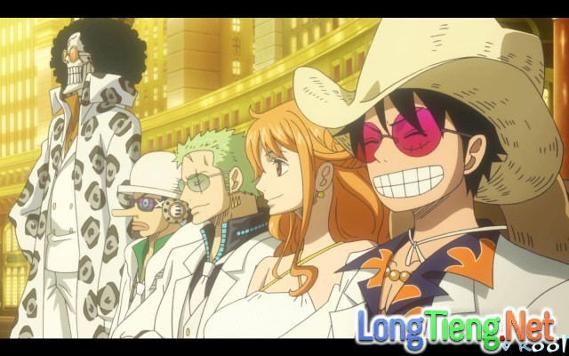 Xem Phim Đảo Hải Tặc Vàng - One Piece Film Gold - phimtm.com - Ảnh 2