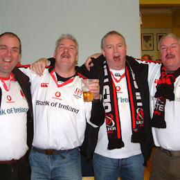 Ulster v Dragons, 15th February 2008