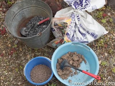 すき込む肥料