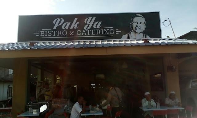 Roti Canai Best di Kuala Slim, Perak