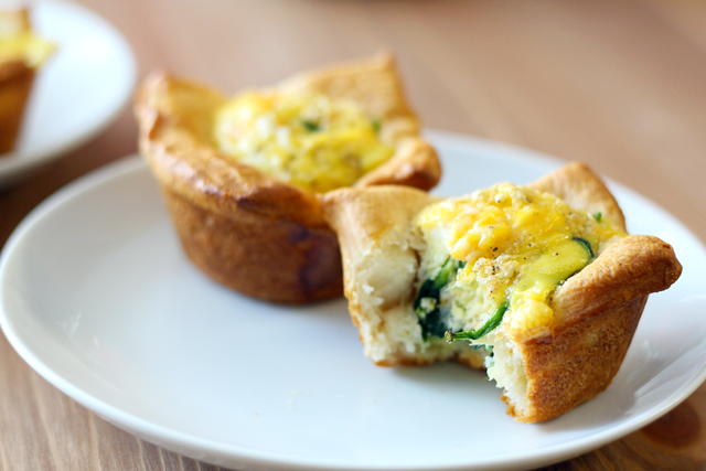 Easy Mini Quiches from dontmissdairy.com
