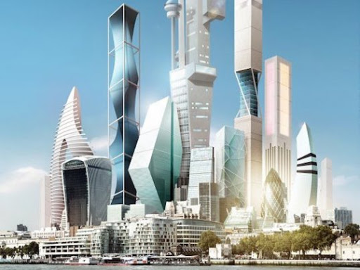 Futurologist Predict What Cities Will Look Like in 30 Years