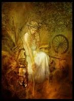 Frigg, Gods And Goddesses 8