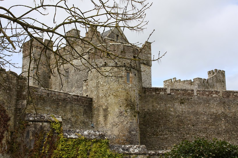 Cahir Castle Tipperary Ireland