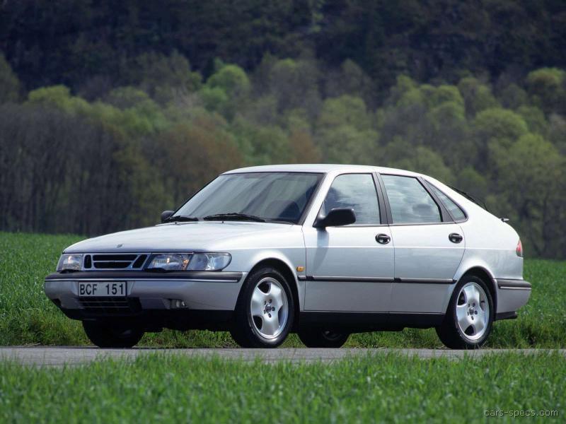 1997 saab 900 hatchback specifications pictures prices. Black Bedroom Furniture Sets. Home Design Ideas