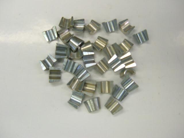 New valve locks (keepers) 32.00 set