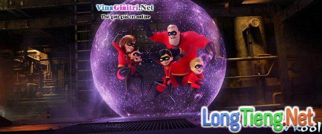 Xem Phim Gia Đình Siêu Nhân 2 - Incredibles 2 - phimtm.com - Ảnh 1