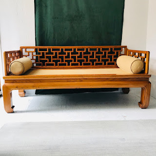 Chinese Kang Daybed