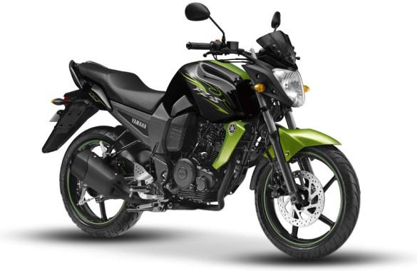 2012 Yamaha FZ (16/S) launched [Colors/Price/Photos] | Bike
