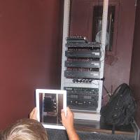 Vanemuise teatri silmusvõimendi testimine 26.08.2013
