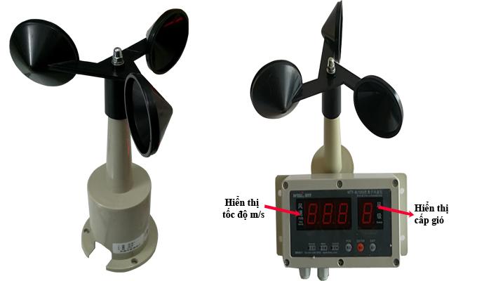 Cảm biến gió, cảm biến đo tốt độ gió