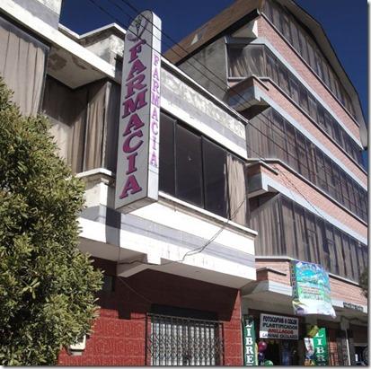 Farmacias en El Alto