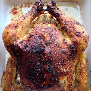 Roasted Herbs de Provence Chicken
