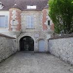 Maison Jean Cocteau : façade est avec tourelles