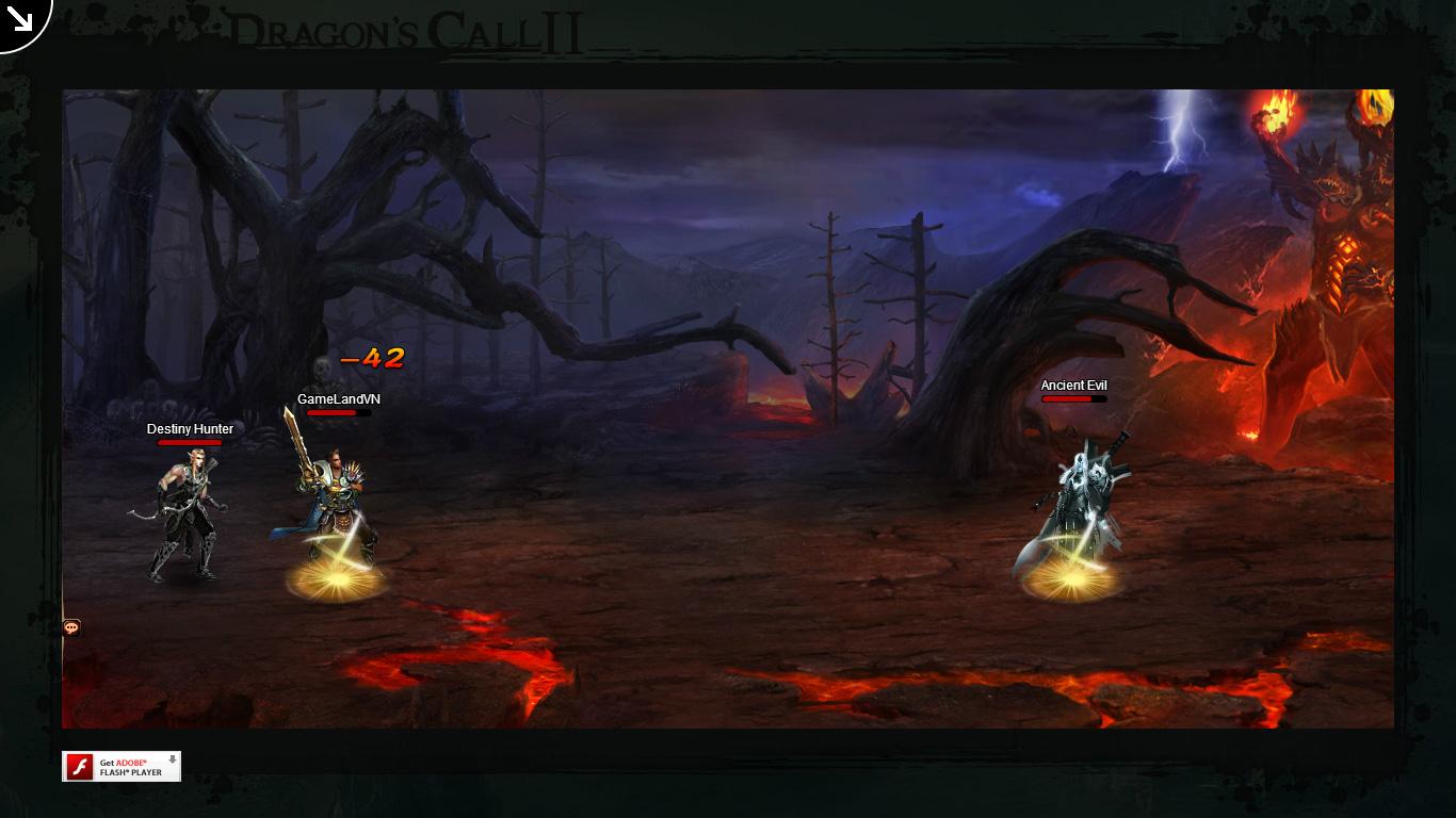 Một số hình ảnh về webgame Dragon's Call 2 - Ảnh 16